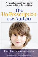 The Un-Prescription for Autism Pdf/ePub eBook