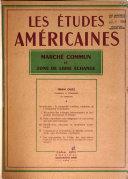 Les Études américaines