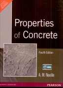 Properties Of Concrete 4 E