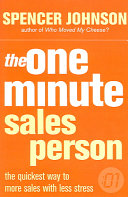 The One Minute Manager Salesperson Book