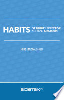 7 Habits Of Highly Effective Church Members Book PDF