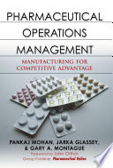 Pharmaceutical Operations Management