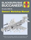 Blackburn/BAE Buccaneer Owners' Workshop Manual