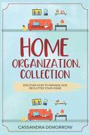 Home Organization  Collection Book