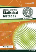 Edexcel Award in Statistical Methods Level 2 Workbook