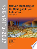 NexGen Technologies for Mining and Fuel Industries  Volume I and II
