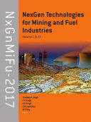 NexGen Technologies for Mining and Fuel Industries (Volume I and II)
