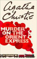 Murder on the Orient Express banner backdrop