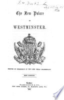 The New Palace of Westminster     New Edition Book
