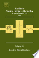 """""""Studies in Natural Products Chemistry"""" by Atta-ur-Rahman"""