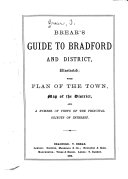 Brear s Guide to Bradford and District  Illustrated
