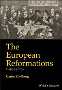 Pdf The European Reformations Telecharger