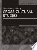 International Journal Of Cross Cultural Sudies