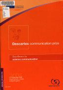 Descartes Communication Prize Book PDF