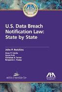 U.S. Data Breach Notification Law ebook