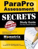 ParaPro Assessment Secrets Study Guide  : ParaProfessional Test Review for the ParaPro Assessment , Teil 1