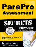 ParaPro Assessment Secrets Study Guide