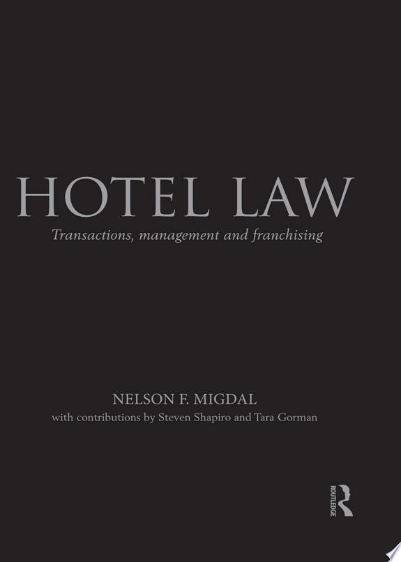 Hotel Law