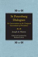 Pdf St Petersburg Dialogues Telecharger