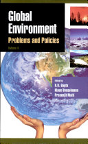 Global Environment Probles And Policies Vol  4