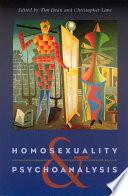 Homosexuality And Psychoanalysis