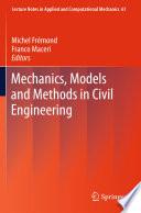 Mechanics  Models and Methods in Civil Engineering