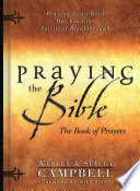 Praying the Bible  The Book of Prayers Book PDF