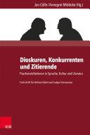 Dioskuren, Konkurrenten und Zitierende [Pdf/ePub] eBook