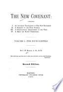 The New Covenant      The Four Gospels