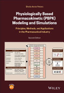 Physiologically Based Pharmacokinetic Pbpk Modeling And Simulations Book PDF