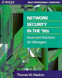 Network Security in the 90 s