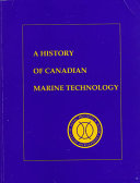 A History of Canadian Marine Technology