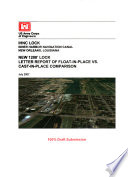 Inner Harbor Navigation Canal Lock Replacement Project  Orleans Parish Book