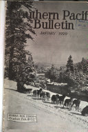 Southern Pacific Bulletin