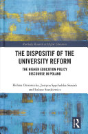 The Dispositif Of The University Reform
