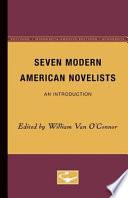Seven Modern American Novelists