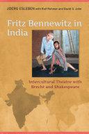Fritz Bennewitz in India Pdf/ePub eBook