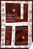 Cover of Essential Ethnographic Methods