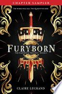 Furyborn Book