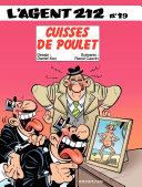 Pdf L'Agent 212 – tome 19 - CUISSES DE POULET Telecharger