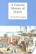 A Concise History Of Italy Book PDF