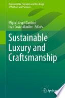 Sustainable Luxury and Craftsmanship Book PDF