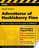 Cliffscomplete Mark Twain S The Adventures Of Huckleberry Finn