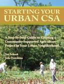 Starting Your Urban CSA