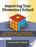 Improving Your Elementary School Book