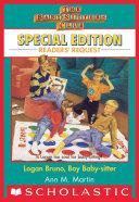 Logan Bruno, Boy Baby-sitter Pdf/ePub eBook