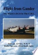 Free Flight from Gander Read Online