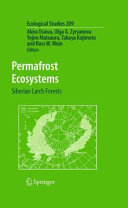 Pdf Permafrost Ecosystems Telecharger
