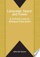 Language  Space and Power Book