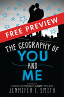 The Geography of You and Me - FREE PREVIEW EDITION (The First 5 Chapters)